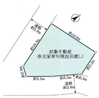 篠原町土地3430区画図.JPG