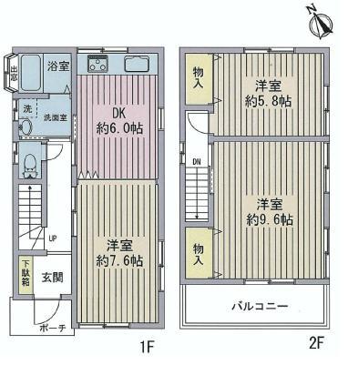日吉本町2丁目中古3280間取.JPG